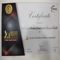 FICCI Healthcare Excellence Awards New Delhi