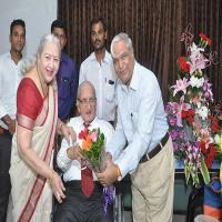Dr. H L Trivedi's Birthday- 31st August 2017