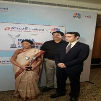 ICICI Lombard and CNBC TV18 India Health Care
